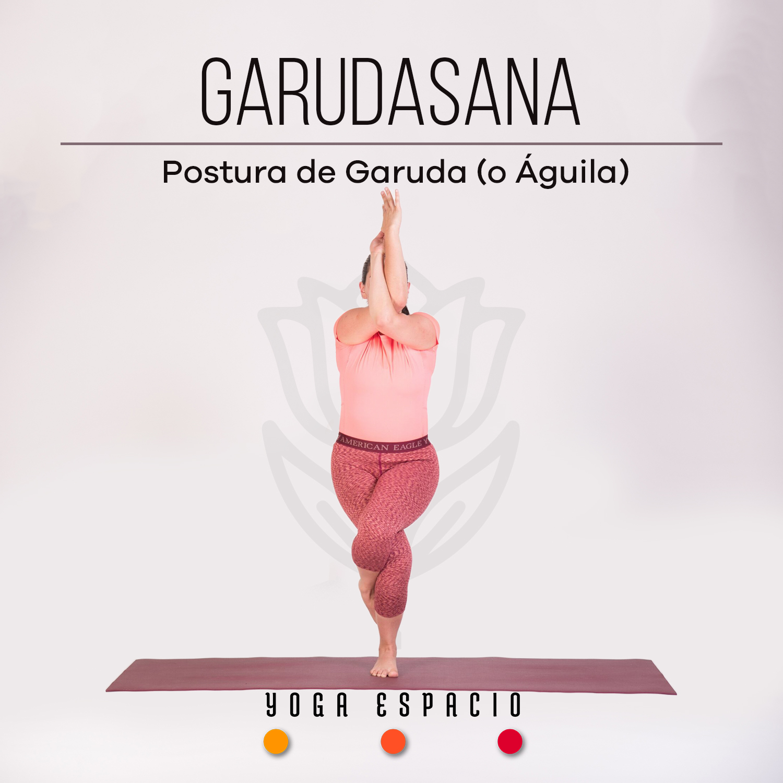 Garudasana » Yoga Espacio  Yoga Espacio