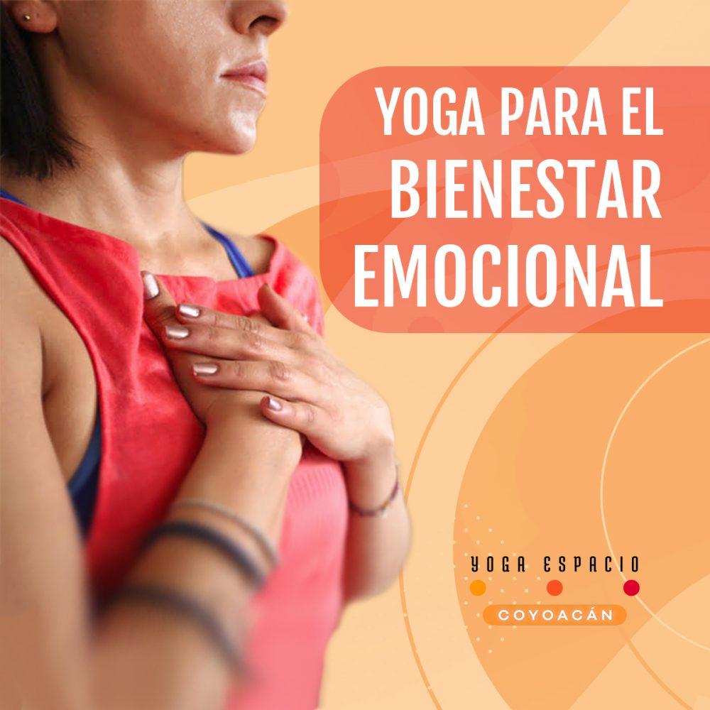 Yoga para el bienestar emocional yoga espacio yoga espacio - Espacio para el yoga ...